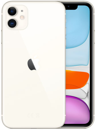 Купить Apple iPhone 11 64 Gb White (Ростест) в Ростове-на-Дону
