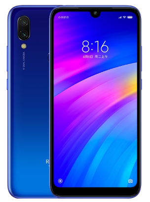 Купить Xiaomi Redmi Note 7 4/64Gb синий в Ростове-на-Дону