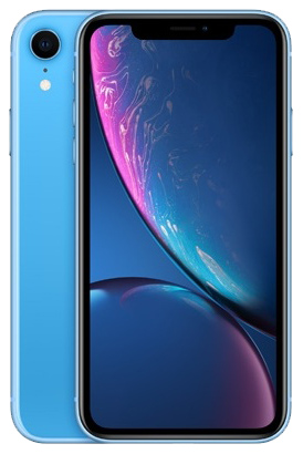 Apple iPhone XR 128 Gb Blue