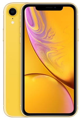 Apple iPhone XR 64 Gb Yellow